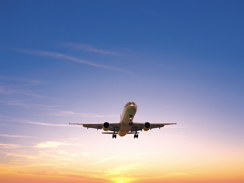 Airfare Portion for Honeymoon Travel
